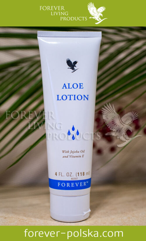 Aloe Lotion emulsja aloesowa Forever opinie