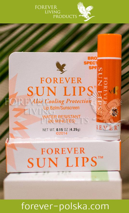 Balsam do ust SPF 30 Forever Sun Lips