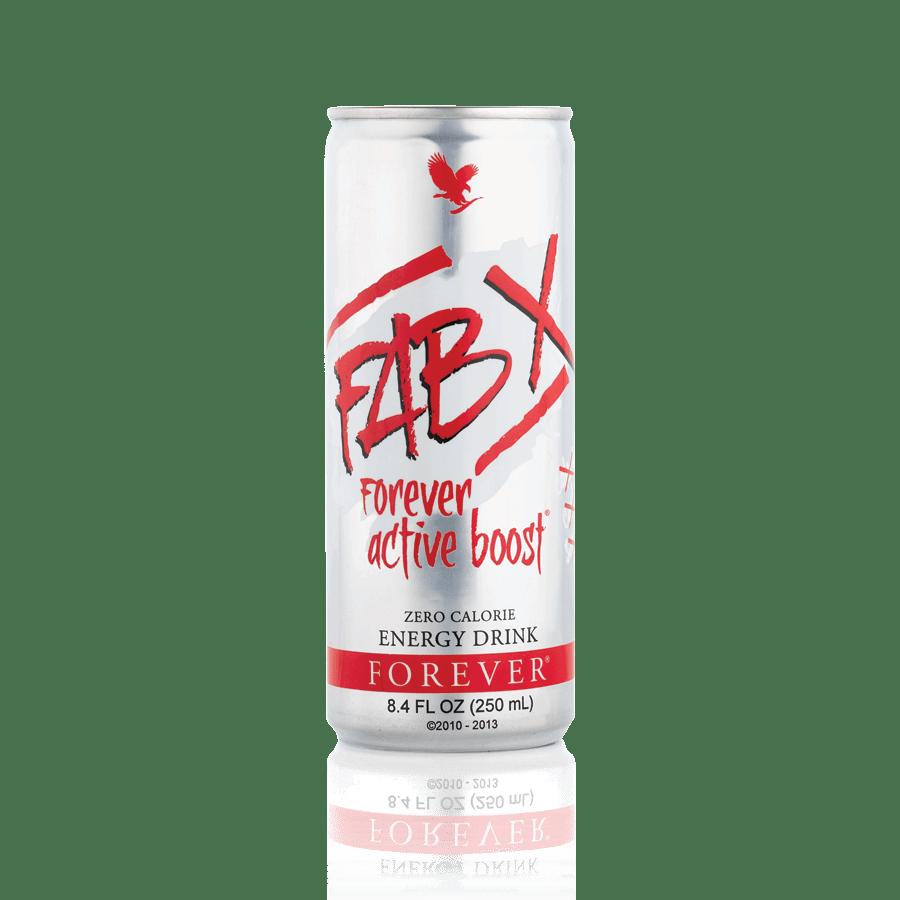 Napój energetyzujący FAB X Forever Active Boost