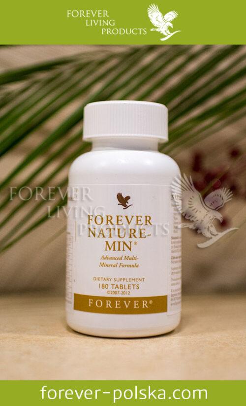 Naturalne minerały Forever Nature-Min