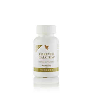 Naturalny suplement diety z wapniem - Forever Calcium (naturalne minerały)