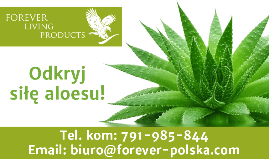 Praca w Forever Living Products