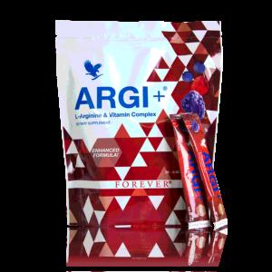 Suplement diety z argininą Forever Argi+