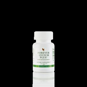 Suplement diety z lukrecją Forever Lycium Plus
