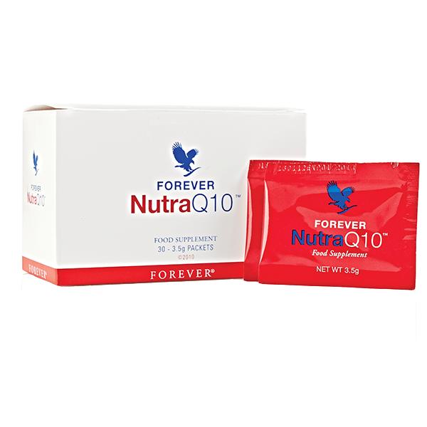 Naturalne minerały Forever Nutra Q10